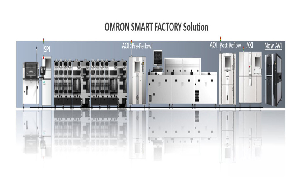 Omron Smart Factory-Lösungen