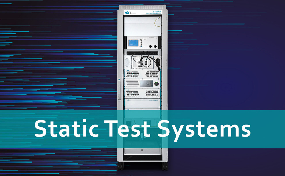 Static Semiconductor Test System STS8760