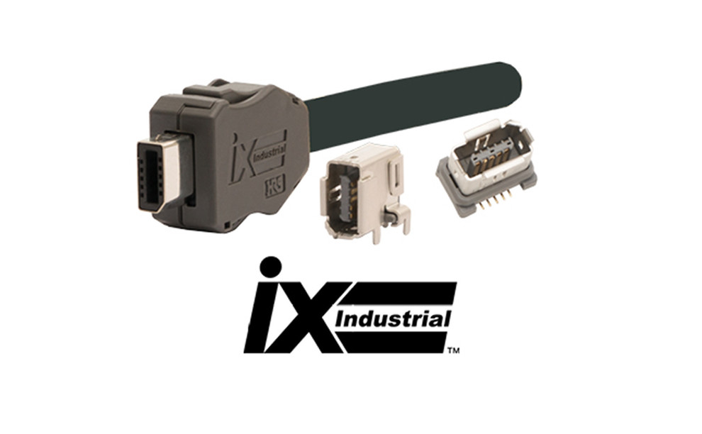 ix Industrial: Compact/Robust/High Speed