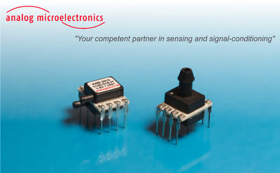 Exhibitor novelties Analog Microelectronics GmbH