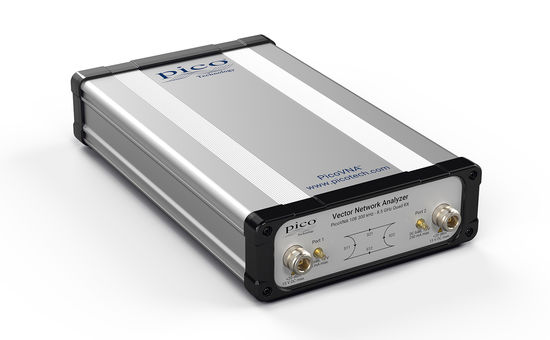 PicoVNA 108 8.5 GHz Vector Network Analyzer (VNA)