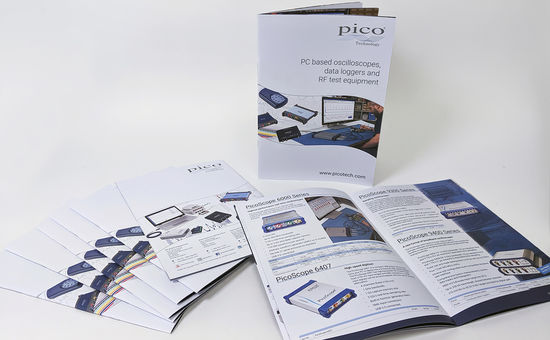 Pico Technology, innovative PC based T&M products