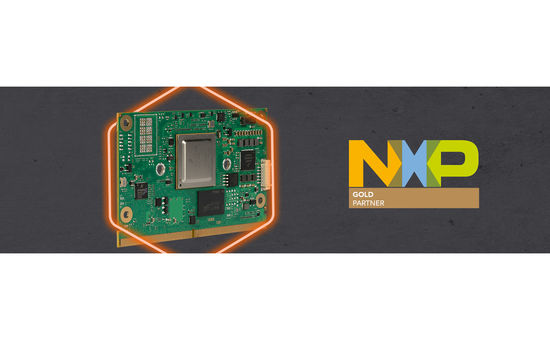 congatec COMs based on NXP i.MX8 processor series