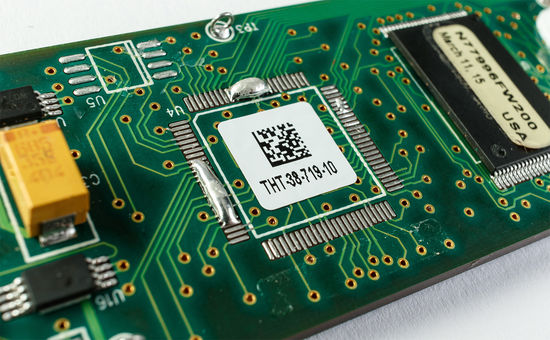 PCB identification in harsh environments