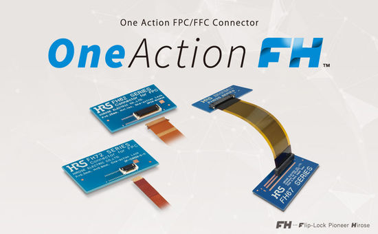 One Action FPC/FFC Connector