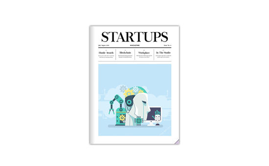 Startups Magazine: AI & Emerging Tech