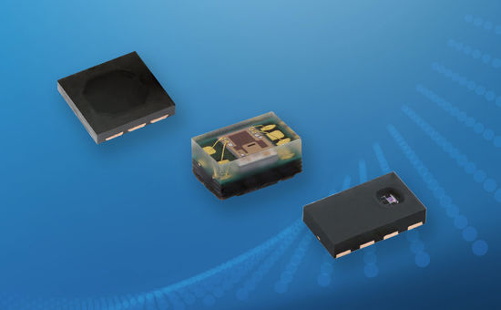 PIN Photodiode, Proximity and RGBC-IR Sensors