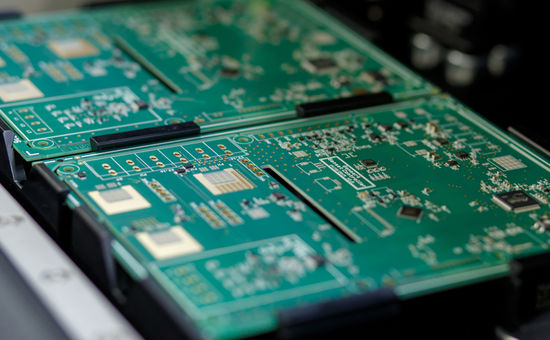 Electronic PCB Assembly Prototypes & Small Series