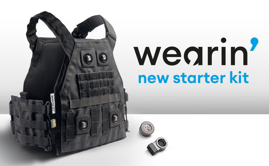 Wearin'™ Defense & Security new starter kit