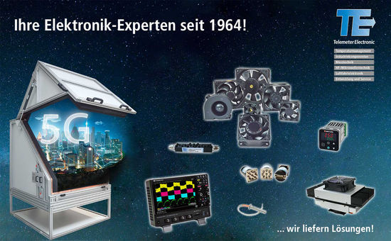 THE ELECTRONIC EXPERTS SINCE 1964!