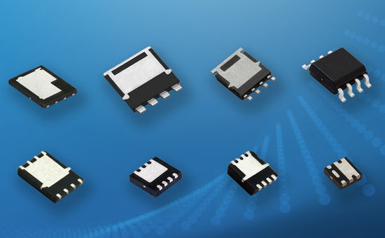 TrenchFET<sup>®</sup> and E Series MOSFET Technologies