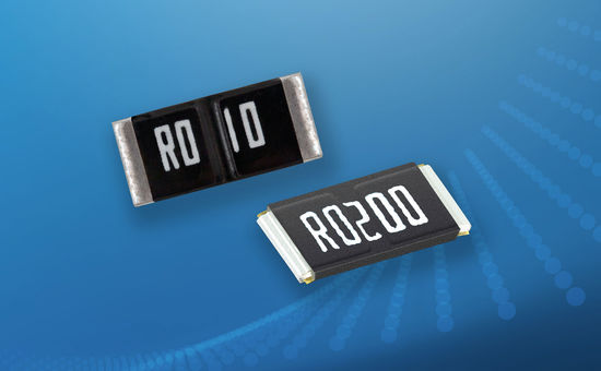 Power Metal Plate™ WFM Current Sense Resistors