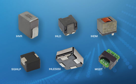 New Power Inductor Products