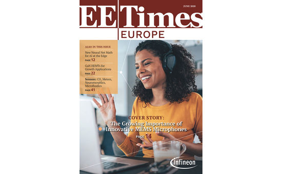 EE Times Europe - Magazine