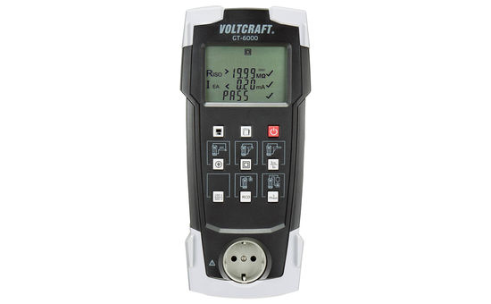 VOLTCRAFT GT-6000 device tester