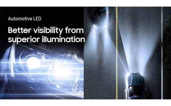 Better Visibility from Superior Illumination