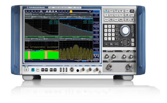 R&S FSWP phase noise analyzer
