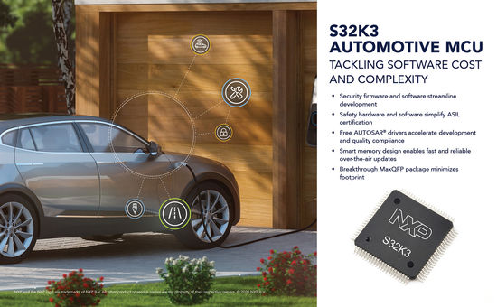 S32K3 Automotive MCU Family