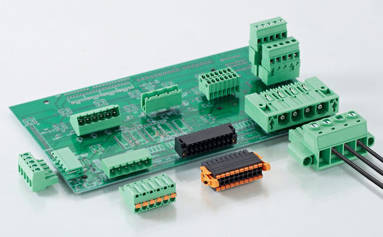 PCB Pluggable Terminal blocks---TLP series