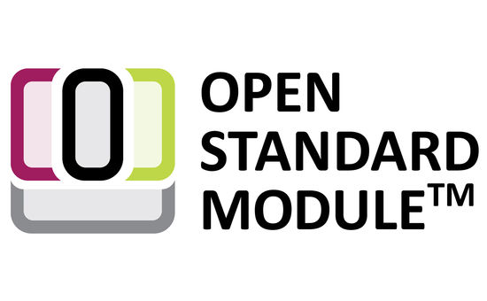 Open Standard Module – Solder down modules