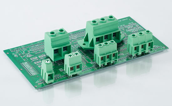 High-capacity terminal blocks -- TL80X, TL90X type