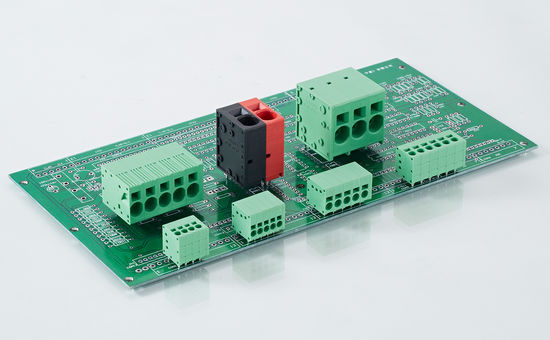 Spring Terminal blocks -- TLM series
