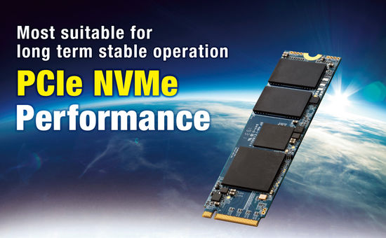High Speed Interface PCIe NVMe SSD