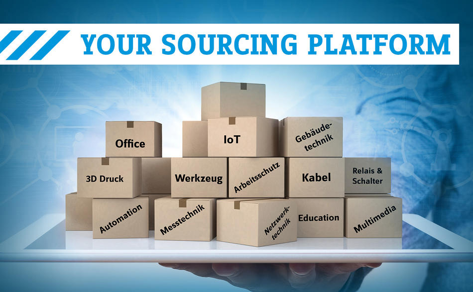 Conrad Electronic YOUR SOURCING PLATFORM