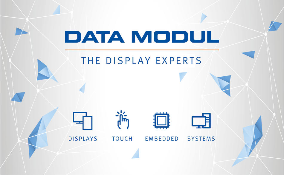 DATA MODUL - die Display Experte