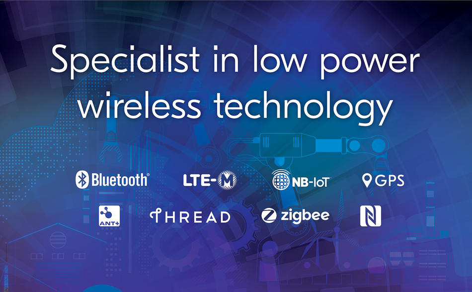 Specialist in low power wireless