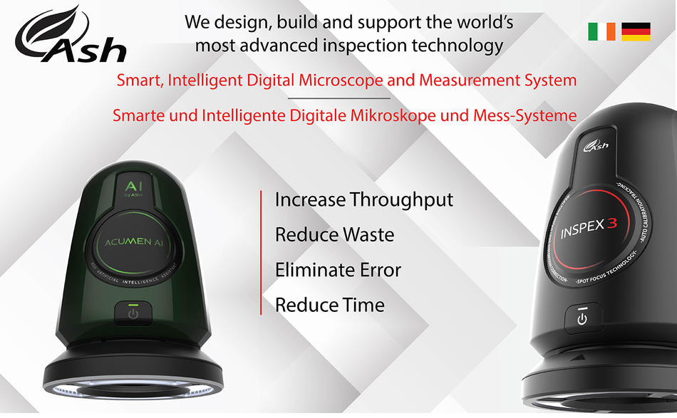 ASH. Smart Intelligent Solutions